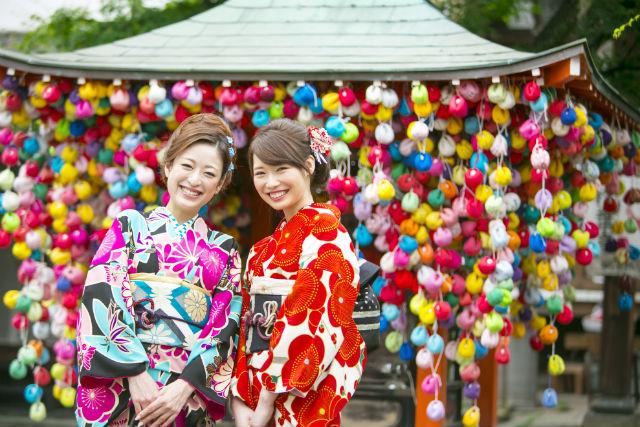 【京都市・着物・浴衣レンタル】羽織付き!本格装いプラン(京都駅徒歩3分)