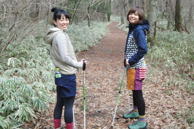 【岐阜・トレッキング】根の上高原をお散歩しよう!ノルディックウォーキング