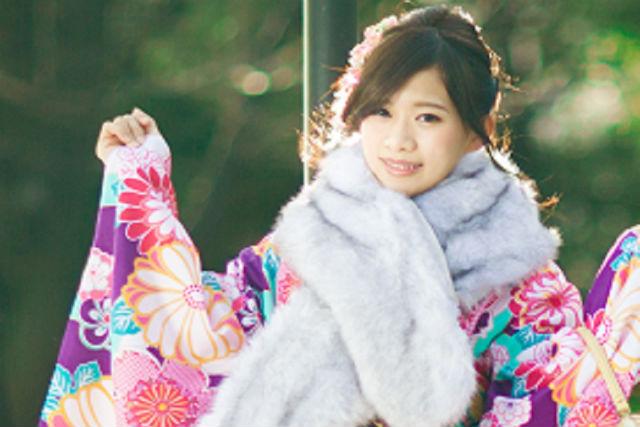 【倉敷・着物レンタル】冬季限定!お得な値段で着物レンタル&着付けプラン