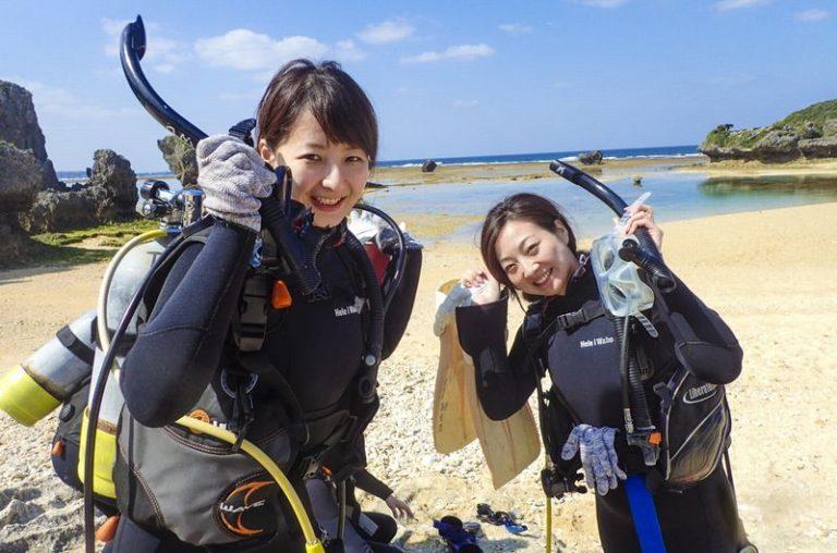 【沖縄・恩納村・ライセンス取得】1日でダイバーになれる!PADIスクーバダイバー(写真撮影付き)