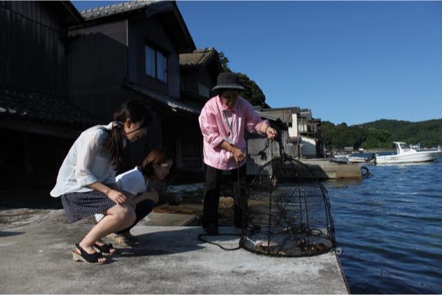 【京都・伊根町】伊根航路で行く舟屋ガイドツアー(伊根カフェ・海鮮チラシランチ・7時間)