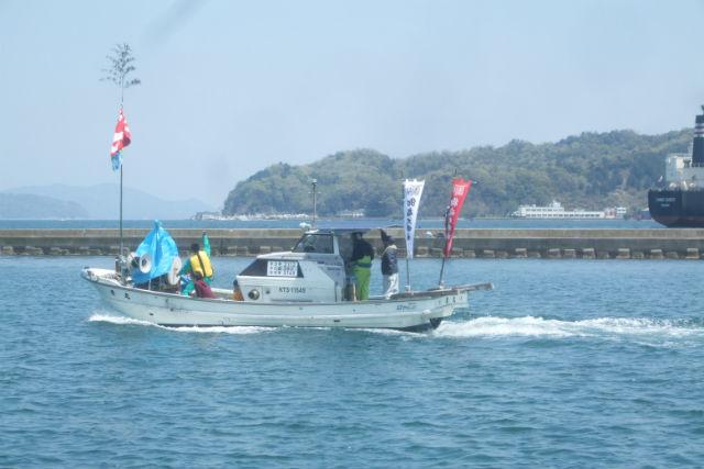 漁師と巡る海の話たっぷりの宮津湾クルージング