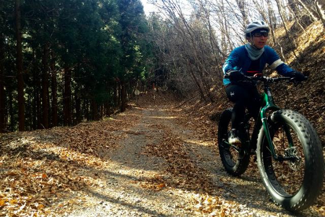 【栃木・那須・MTB】ファットバイクで疾走!林道グラベルライド(コーヒーブレイク付き)