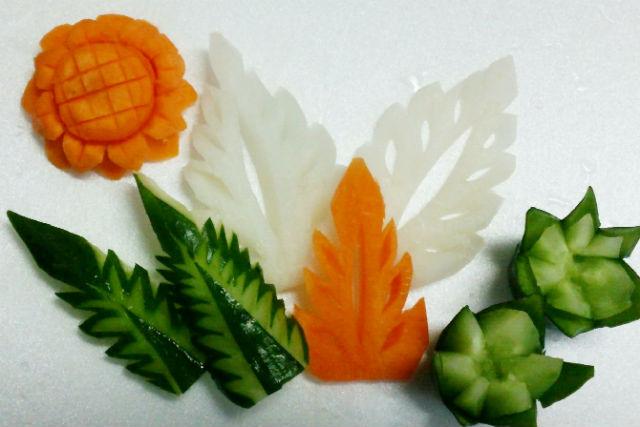 【仙台・カービング】仙台駅徒歩約5分!タイ伝統の野菜カービング体験