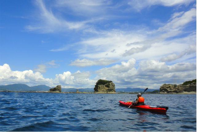 【和歌山・カヤック】大海原へ冒険!神島・畠島を目指すカヤック体験(1日)