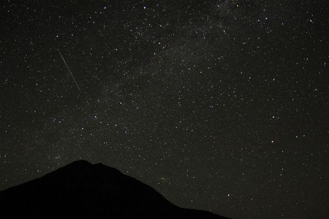 【北海道・知床・ナイトツアー】星座や天の川を見に行こう!スター・ムーンウォッチング