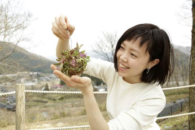 自分のお庭も美しく!季節の花の寄せ植え体験