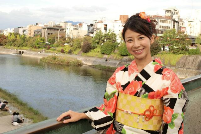 【京都市・浴衣レンタル】夏の京都を楽しもう!浴衣レンタルプラン