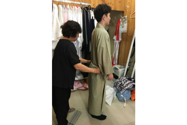 【大分・湯布院・着物レンタル】クールな着物男子になろう!メンズプラン