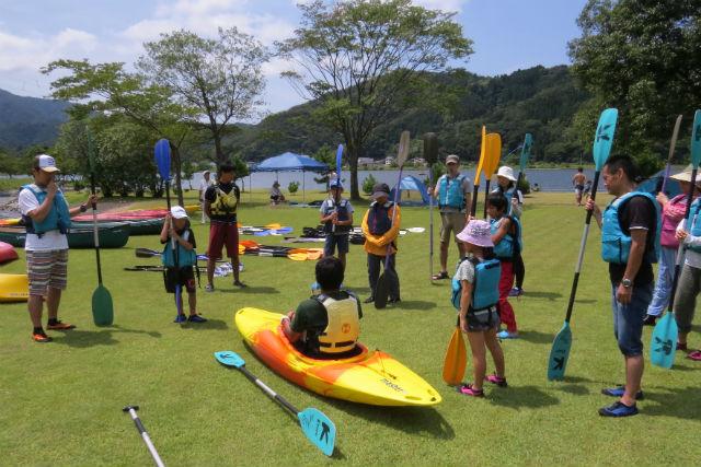 【兵庫・カヌー】基本を教わって、自由に楽しもう!カヌー体験DAYプラン