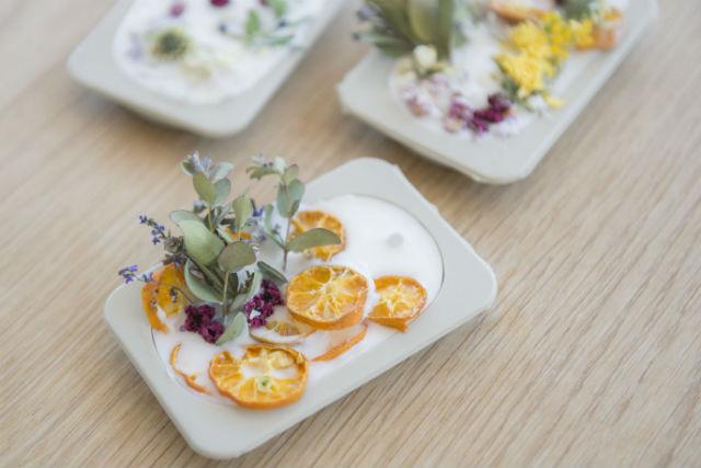 【広島・キャンドル作り】柑橘の香りを飾ろう。ボタニカルサシェワークショップ