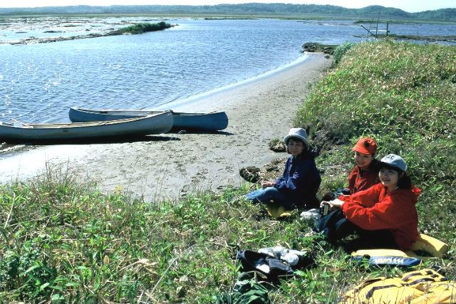 【北海道・カヌー】水鳥の目線で楽しもう!霧多布湿原カヌーツアー