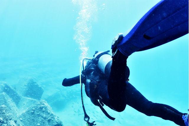 【長崎市・体験ダイビング】海の街「長崎」で体験ダイビング!