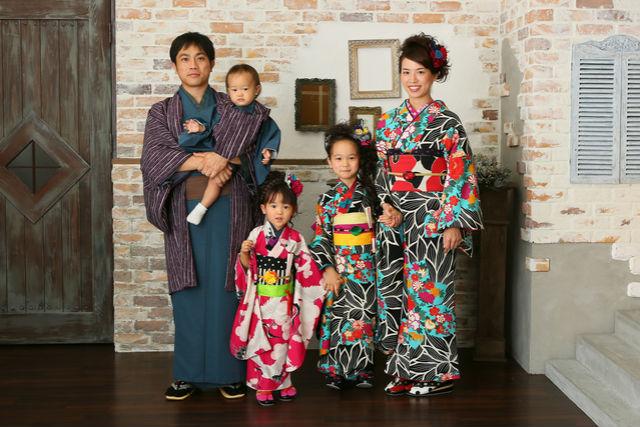 【北海道・札幌市・着物レンタル】手ぶらで来店できる!カジュアル着物レンタル
