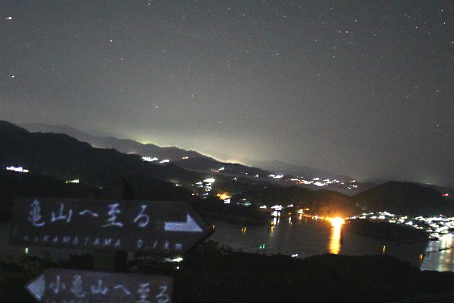 【宮城・ナイトツアー】1番きれいな流れ星!気仙沼大島の星空ウォッチングツアー