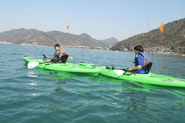 【岡山・カヤック】穏やかな海をゆったり楽しむ!日生諸島・約2時間30分ツアー