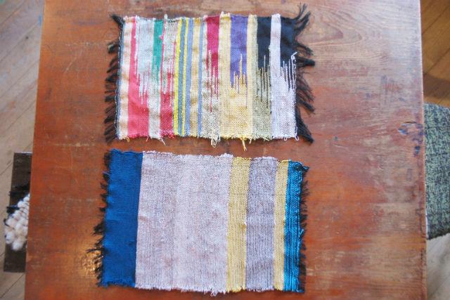 【長野・機織り体験】約2時間・感性で楽しむ、アートなランチョンマット作り