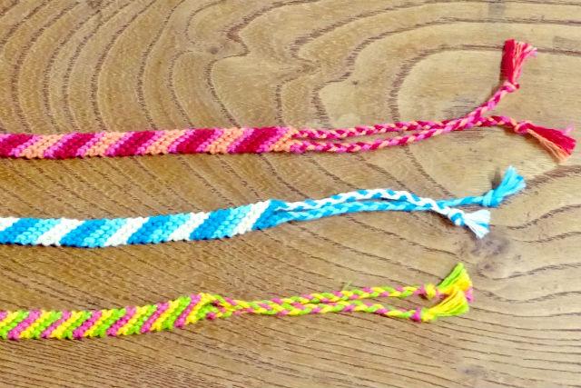 【岐阜・飛騨市・組紐】糸を編み込んで作ろう。組紐体験(ミサンガ)