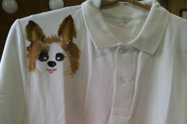 【長野・染物体験】Tシャツやエコバッグ。手描き染めでオリジナルグッズを作ろう