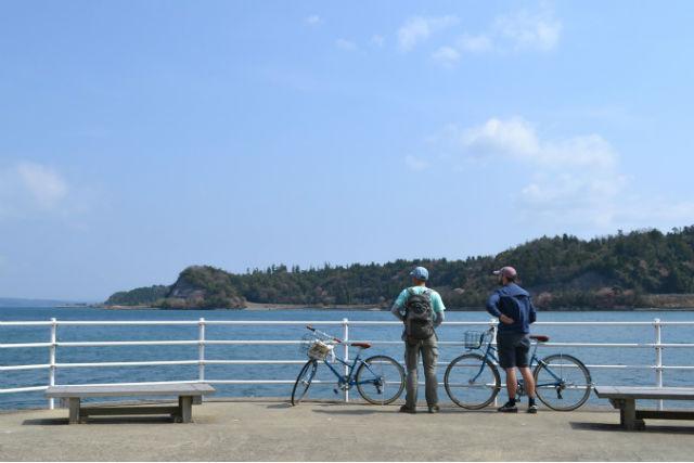 【石川・サイクリング】自然を肌で感じよう!能登島を巡るクラシノサイクルツアー