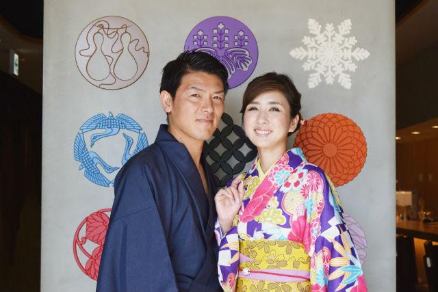 【京都市】カップル向け・着物レンタル(女性はヘアセット付・最大7時間レンタル)