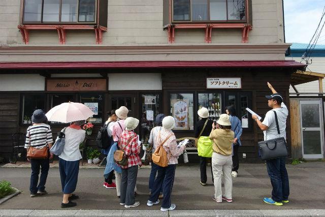 【函館・ガイドツアー】ディープな魅力に感動!レトロな古建築カフェめぐり