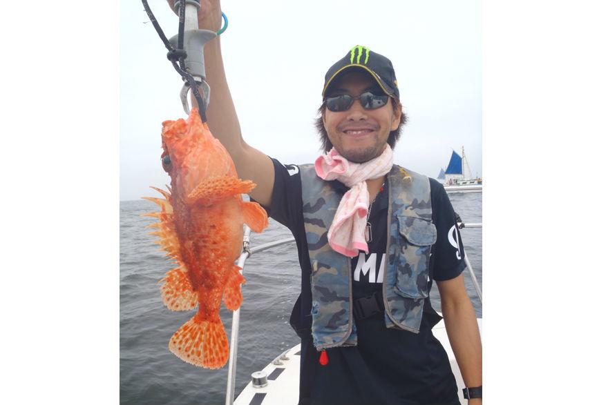 【東京・大田区・釣り体験】夜限定の開催!東京湾でめばる・かさご釣り!