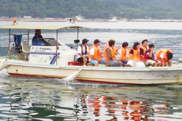 【広島・廿日市市】漁船に乗って見に行こう!「カキの水揚げ見学」
