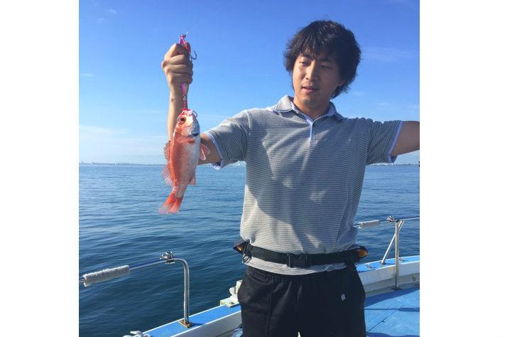 【富山・海釣り体験】初心者でもいろいろ釣れる!5目サビキ釣り便