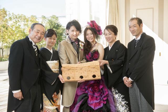 【宮城・仙台・手作り時計】結婚式の贈り物に。無垢の木材でつくる3連時計