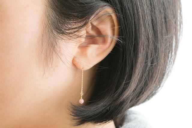 【福岡・糸島市・アクセサリー作り】19種類の天然石から選べる!ピアスorイヤリング作り