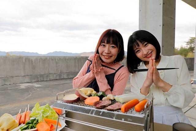 【兵庫・BBQ】地元食材をたっぷりご用意。天空テラスでBBQ!