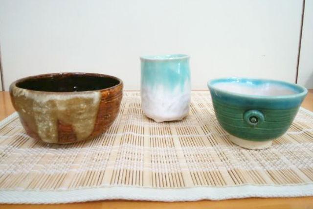 【群馬・陶芸教室】18代続く窯元で陶芸を満喫!手ひねり・作品2品コース