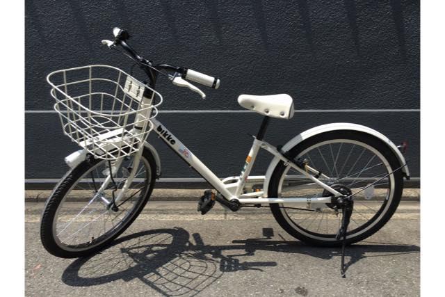 【京都・レンタサイクル】親子で京都旅。1日1000円から!キッズサイクルプラン