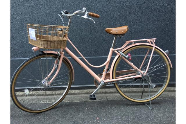 【京都・レンタサイクル】1日1300円から!シティサイクルギアチェンジ付プラン