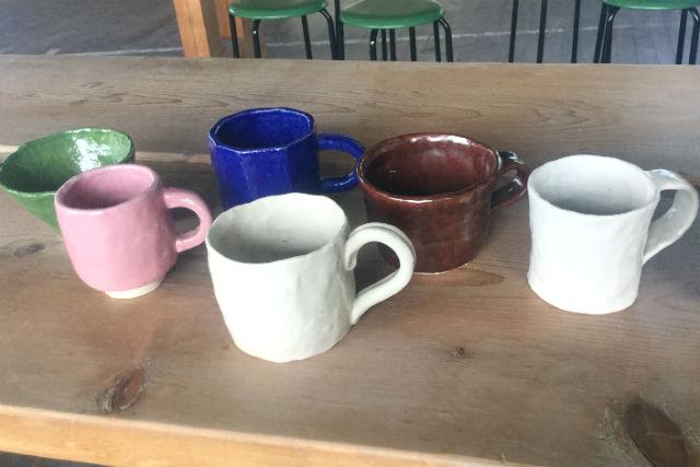 【北海道・陶芸体験】のどかな景色に囲まれた陶芸工房へ。手びねり体験プラン(湯呑み、茶碗、皿、カップ)