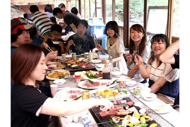 【岐阜県・郡上市】食材持ち込み。必要な機材はすべてそろったBBQ(4時間)