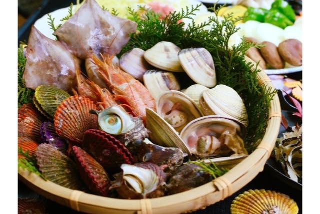 【岐阜県・郡上市】海鮮セット付。食材込みの手ぶらBBQ(4時間)