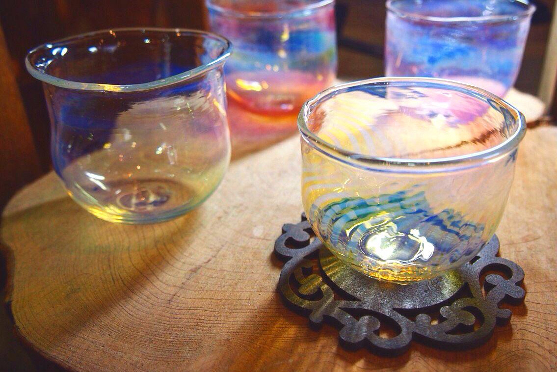 【富山・黒部市】バーナーワークでガラスのコップ作り(60分)
