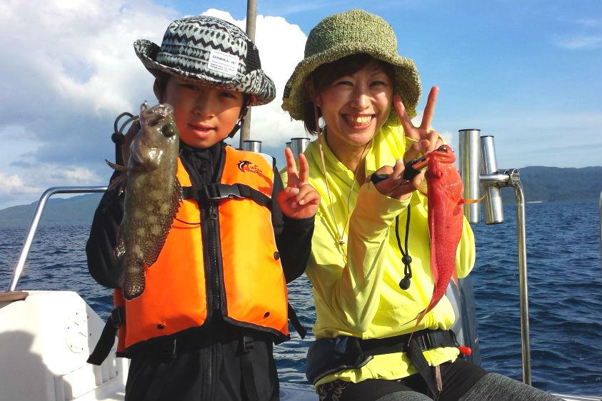 【沖縄・西表島・釣り体験】めいっぱいヒットするポイントへ!爆釣フィッシング