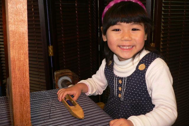 【福岡・機織り体験】福岡の伝統・小倉織物を体験!癒しの時間を過ごそう