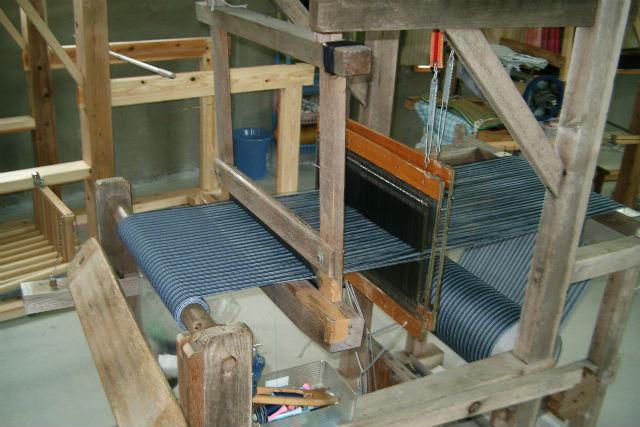 【福岡・機織り体験】贅沢なひととき。お食事と機織り体験