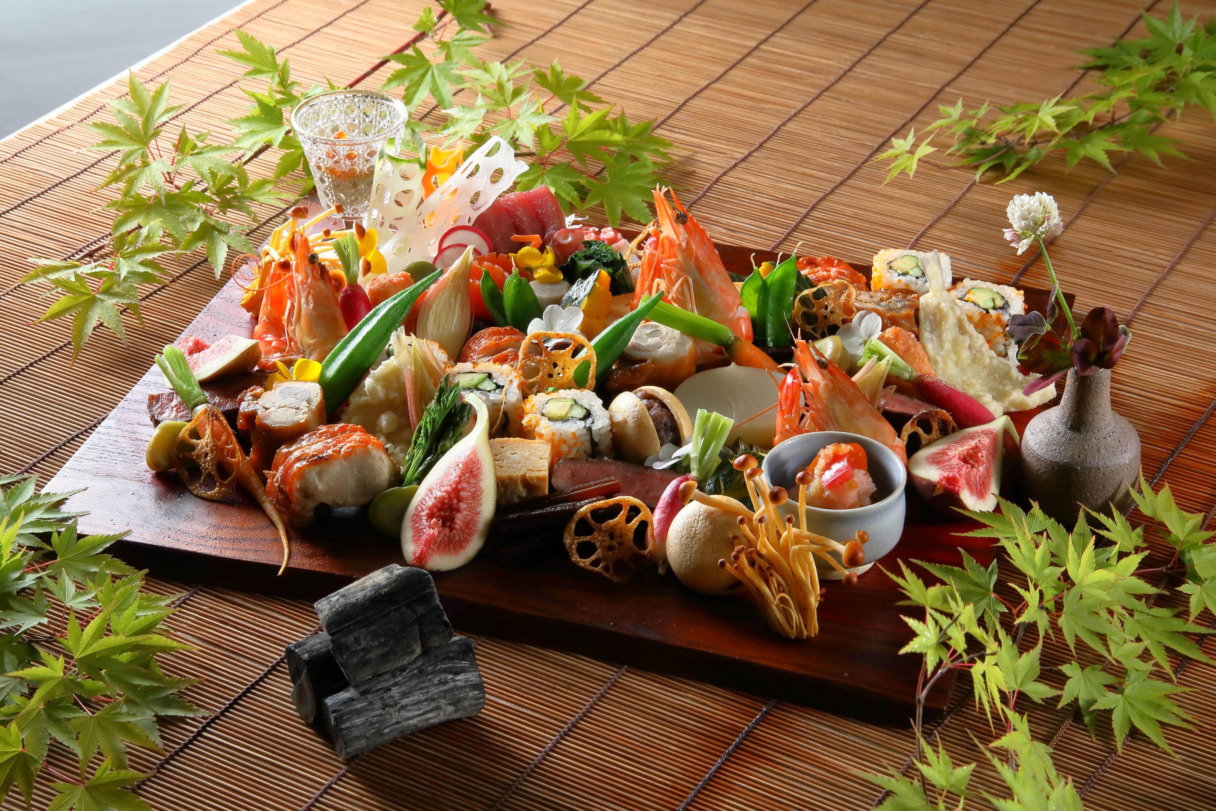 【長野・軽井沢】信州食材とお酒探訪の旅(農園見学・収穫体験・懐石料理付・6時間)