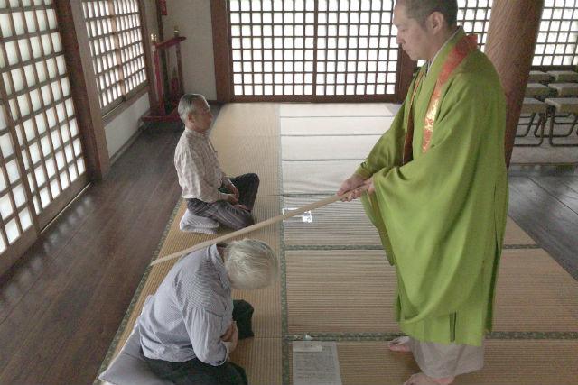 【東京・調布市】祇園寺・座禅体験(95分)