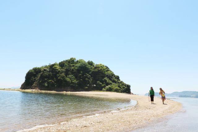 【岡山・エコツアー】縁結びのパワースポット!ヴィーナスロードを歩こう