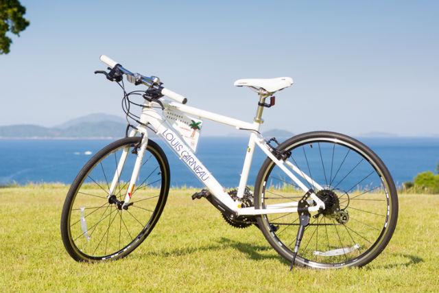 【山口・周防大島】レンタルサイクル・クロスバイク