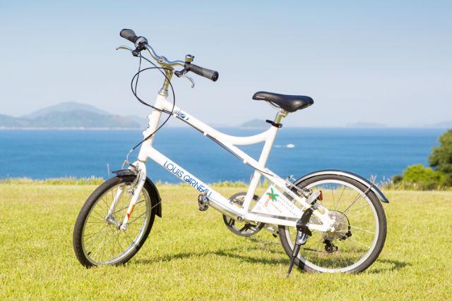 【山口・周防大島】レンタルサイクル・小径バイク