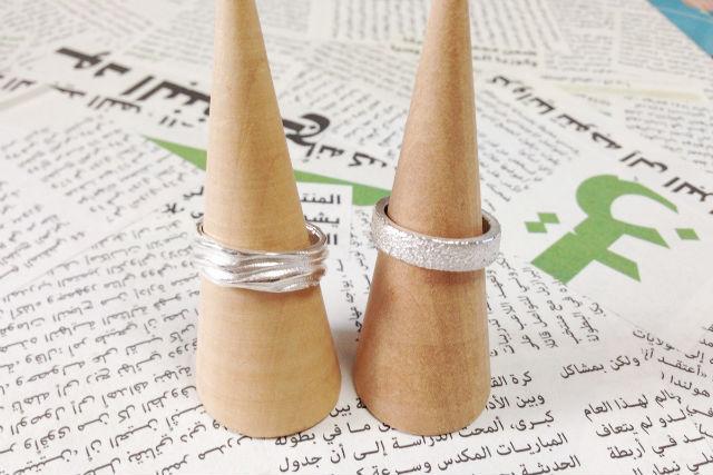 【香川・高松市】銀粘土で、自分だけのデザインを!シルバーリング制作