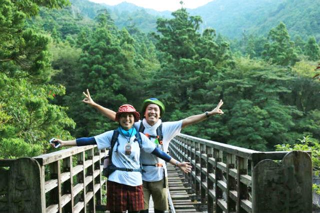 【屋久島・エコツアー】一生に一度は会ってみたい!縄文杉・1日コース