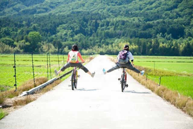 【三重・多気町・レンタサイクル】歴史的水路と紙芝居のスローサイクリング(2時間30分)